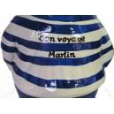 Personnalisez votre nain de jardin grâce à Martin le coquin le marin