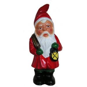 Nain de jardin père-Noël