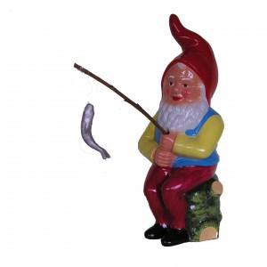 Idée de cadeau original secteur pêche : Albert le pêcheur