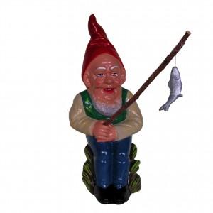 Cadeau pour les amoureux de la pêche : Fridolin le pêcheur