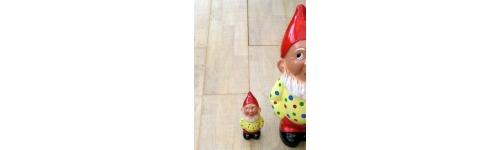 Garden gnome martin le coquin 18 cm 4 nains de jardin for Costume nain de jardin